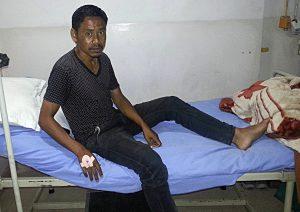Ramesh Malla_Krankenhaus
