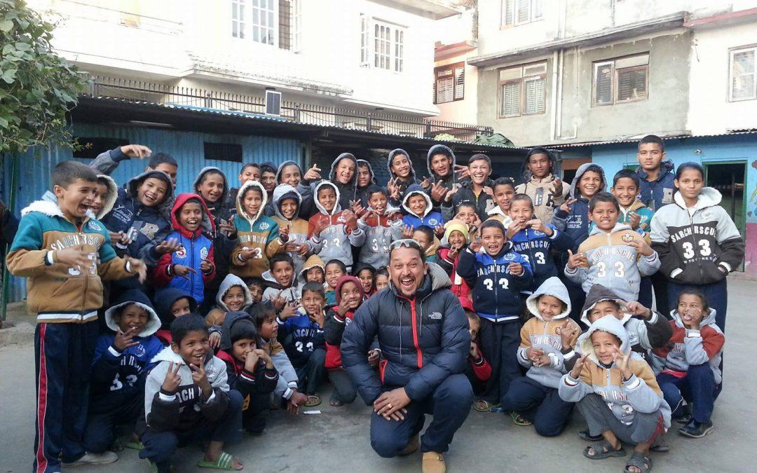 """Prajesh """"Progress"""" Adhikari – stellvertretender Vorsitzender von Sang Sangai Nepal"""